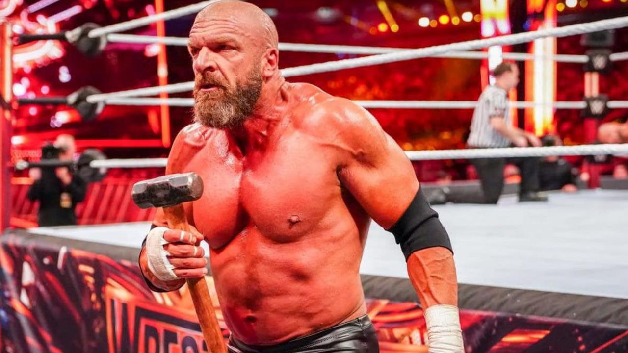 Triple H, top 10 des catcheurs WWE les mieux payés en 2021