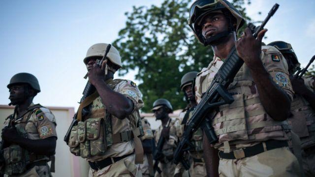 armée Cameroun, parmi les 10 armées les plus puissantes d'Afrique francophone