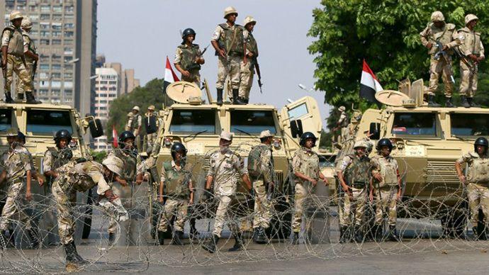 armée Égypte, parmi les 10 armées les plus puissantes d'Afrique francophone