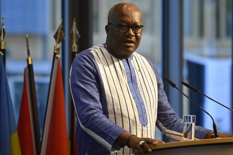 Roch Marc Kabore, parmi les 13 candidats de la présidentielle au Burkina Faso