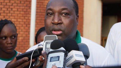 Diabre zéphirin, parmi les 13 candidats de la présidentielle au Burkina Faso
