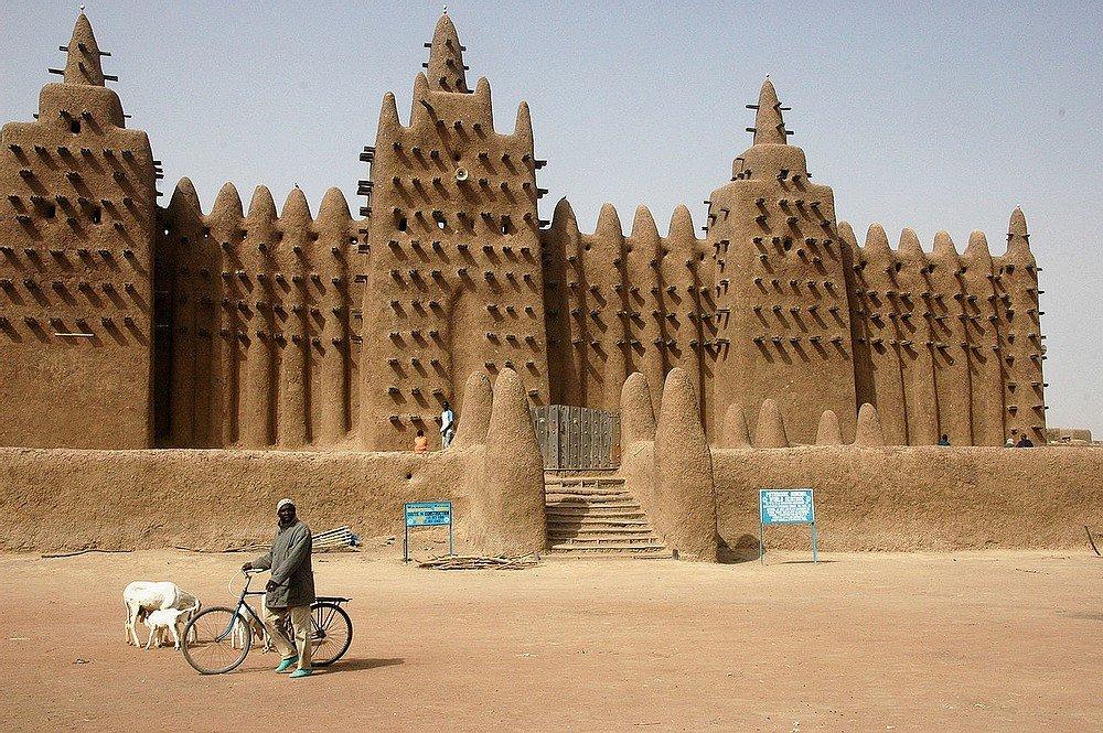 Mosquée Djenné