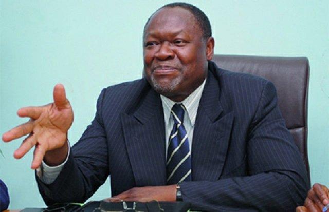 Ouédrago ablassé, parmi les 13 candidats de la présidentielle au Burkina Faso