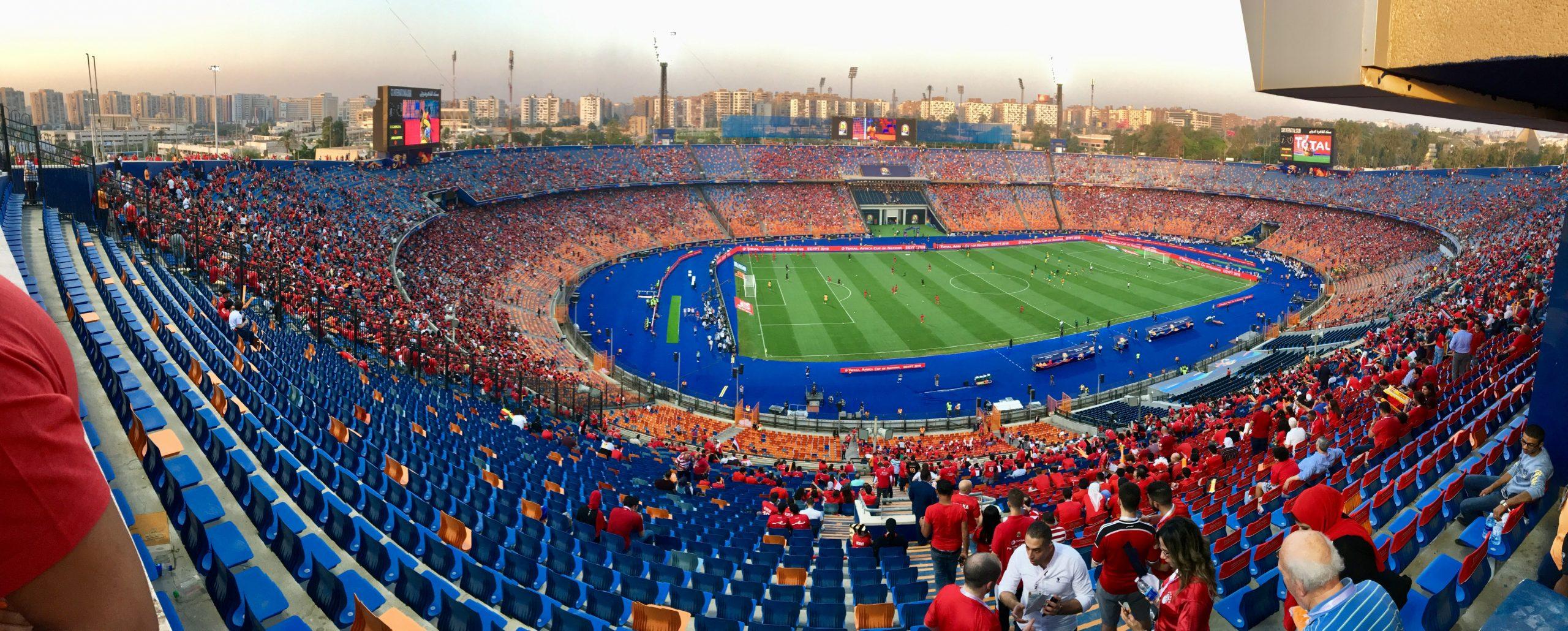 Stade international Caire parmi les 10 stades les plus emblématiques du continent