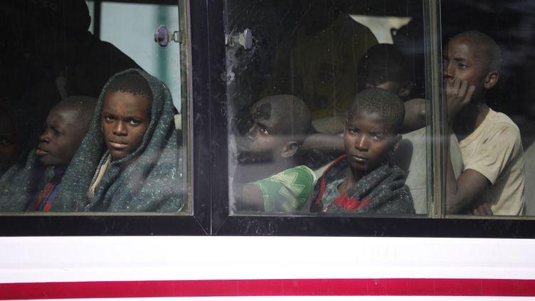 Enfants kidnappés