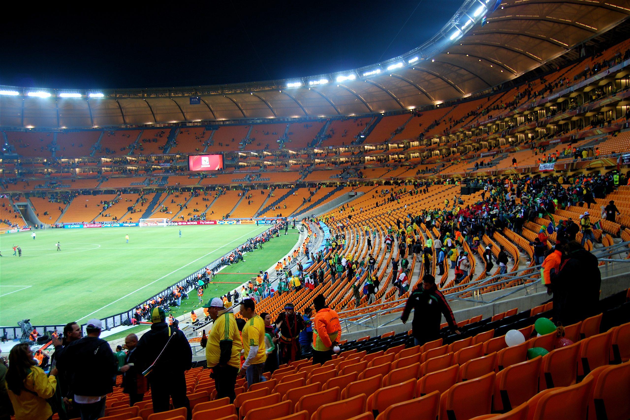 National Bank Stadium, parmi les 10 stades les plus emblématiques du continent