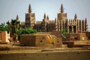 plus belles villes du mali djenné