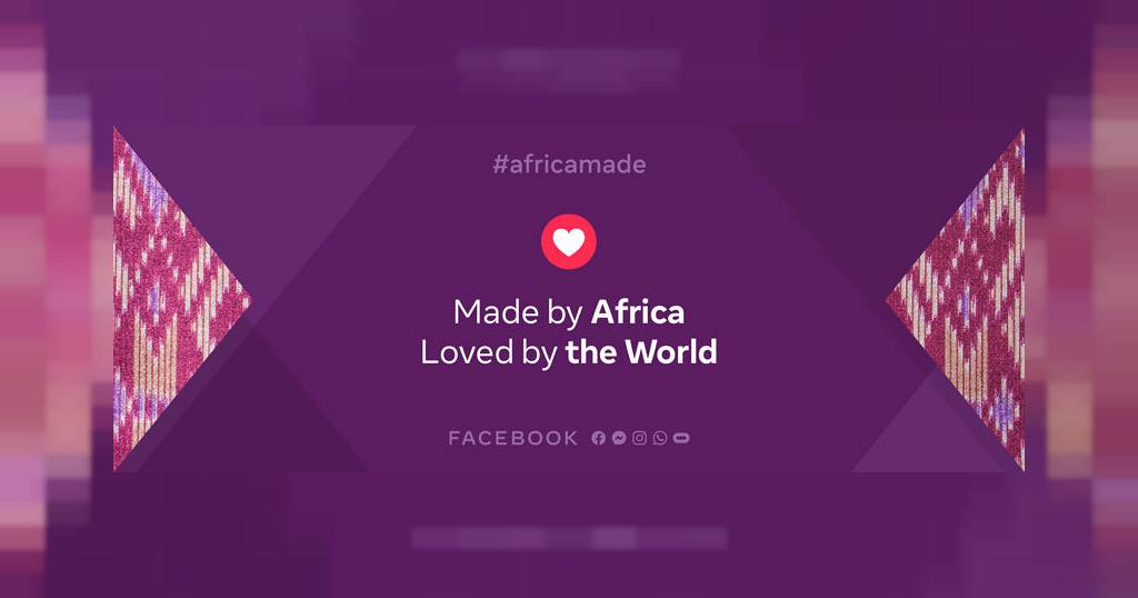Facebook Made by africa loved by the world