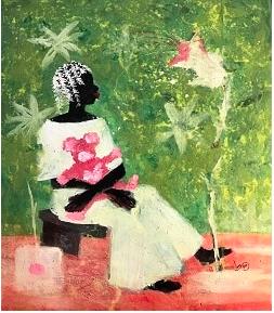 Alhassane Konté, Galerie Chauvy