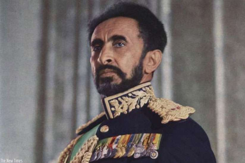 Haile Selassié