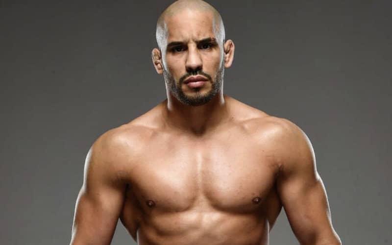 Abu Azaitar, parmi les meilleurs combattants de l'UFC