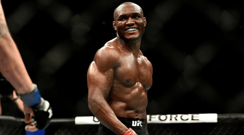 Kamaru Usman,  parmi les meilleurs combattants africains UFC