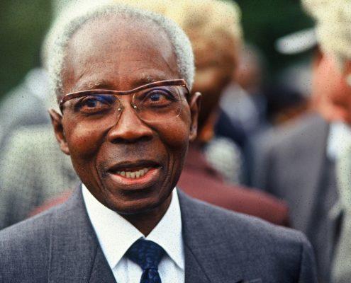 Leopold Sedar Senghor, parmi les plus grands hommes politiques d'Afrique