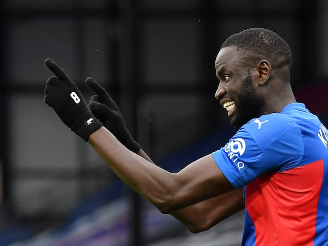 Cheikhou Kouyaté, footballeurs sénégalais